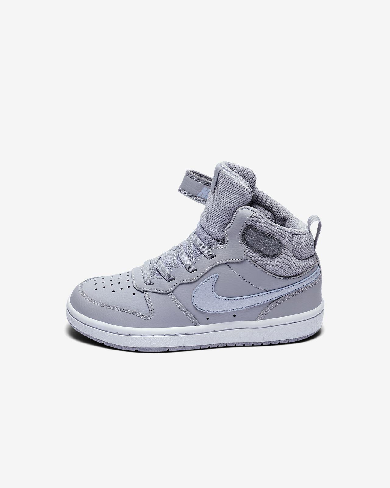 Nike Court Borough Mid 2 EP Little Kids' Shoe