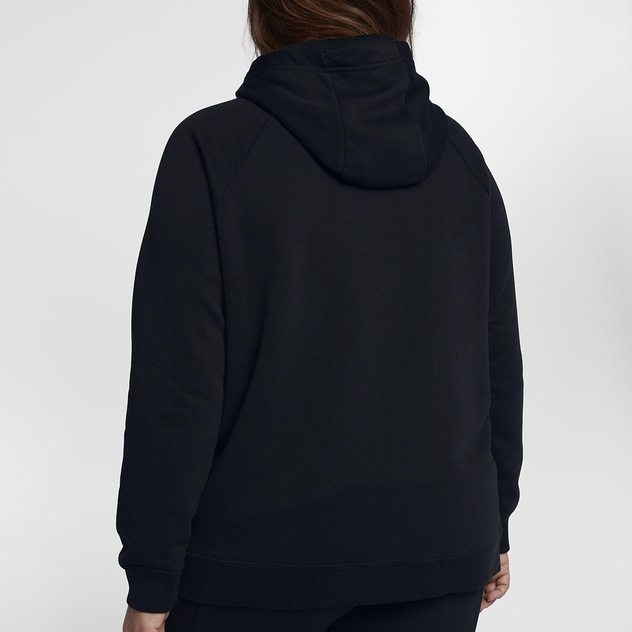 Nike Sportswear Rally (Plus Size) Women's Pullover Hoodie. Nike.com