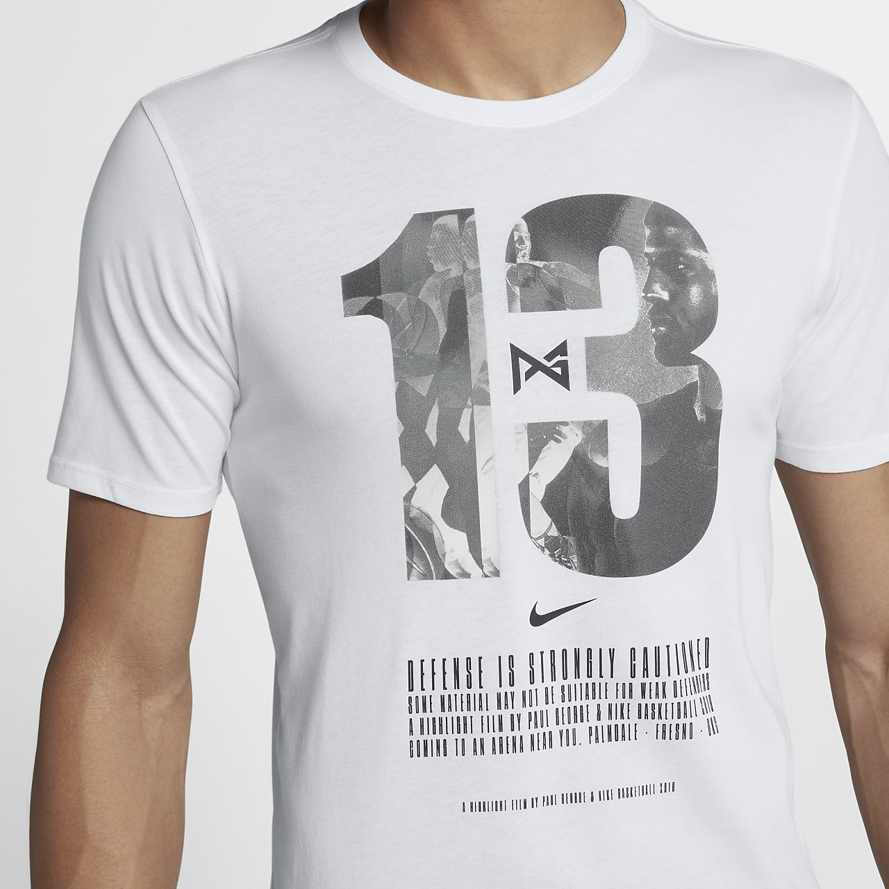 ... Nike Dri-FIT PG 13 Men's Basketball T-Shirt