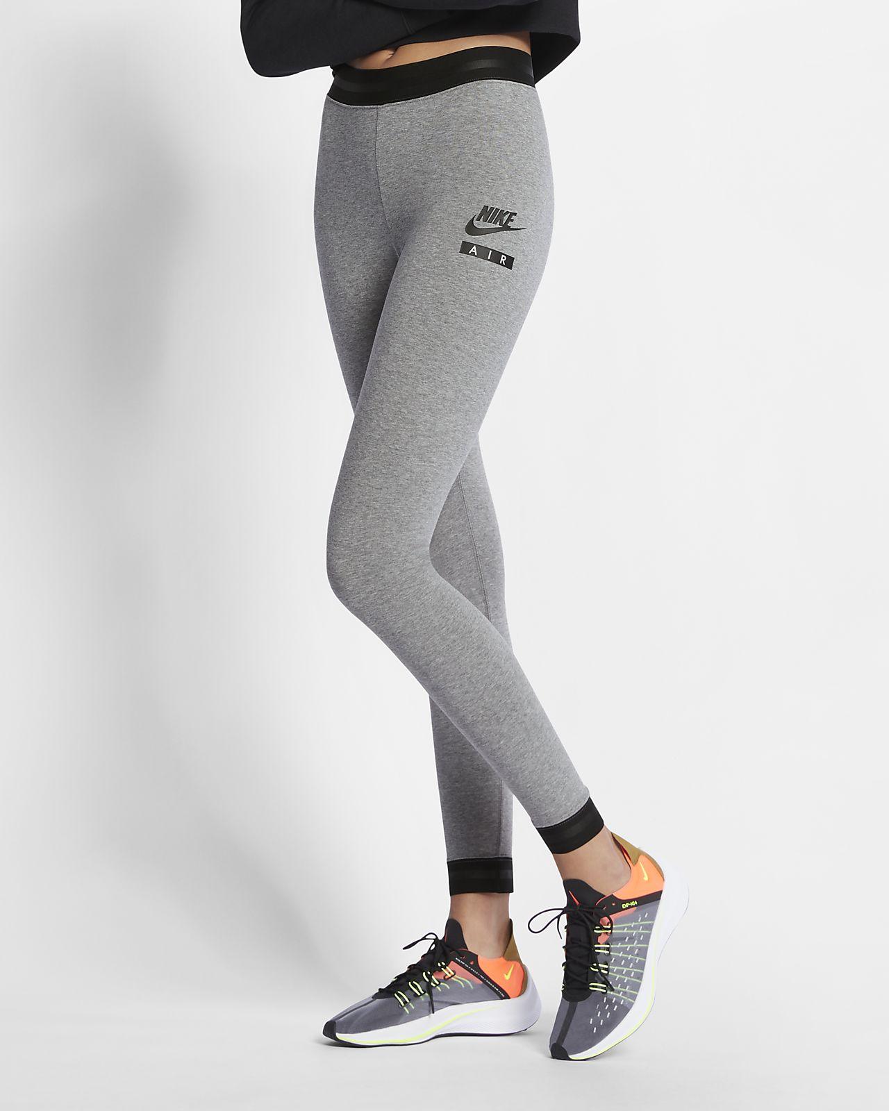 leggings donna nike cotone