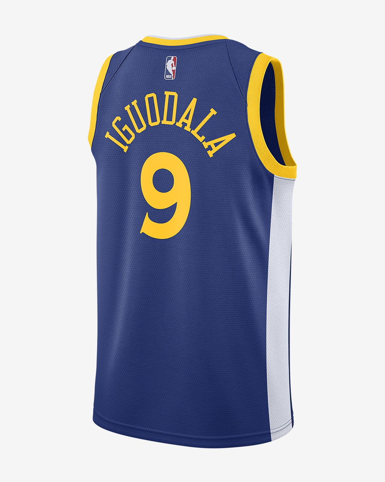 f0c64f066bdb ... Andre Iguodala Icon Edition Swingman (Golden State Warriors) Men s Nike  NBA Connected Jersey