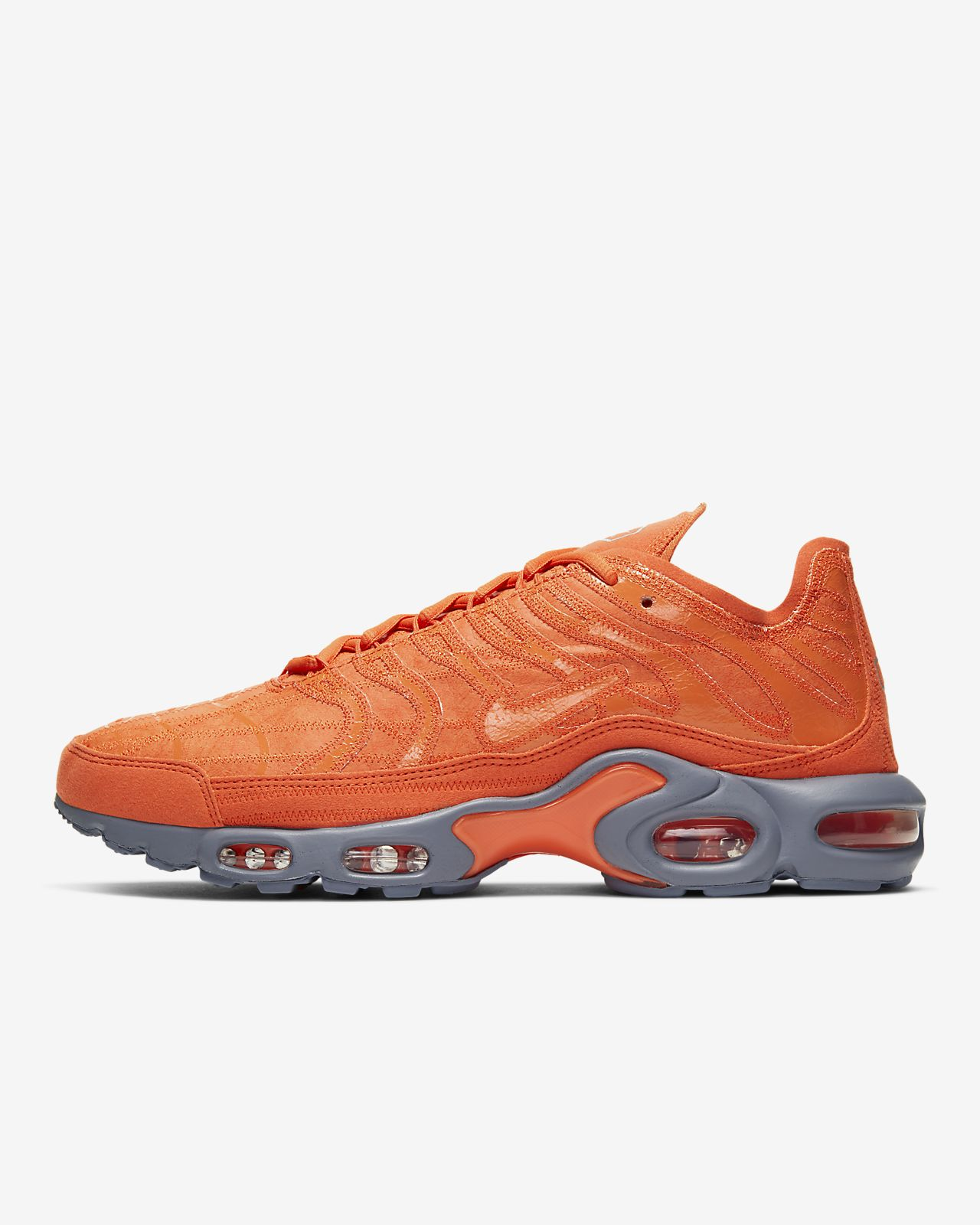 Scarpa Nike Air Max Plus Deconstructed - Uomo