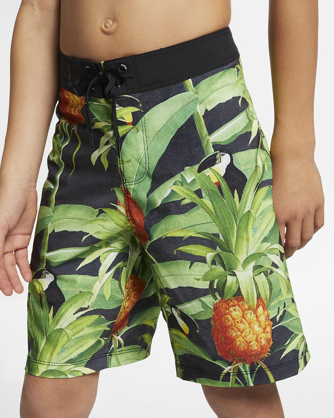 Hurley Phantom Costa Rica shorts (41 cm) til gutt