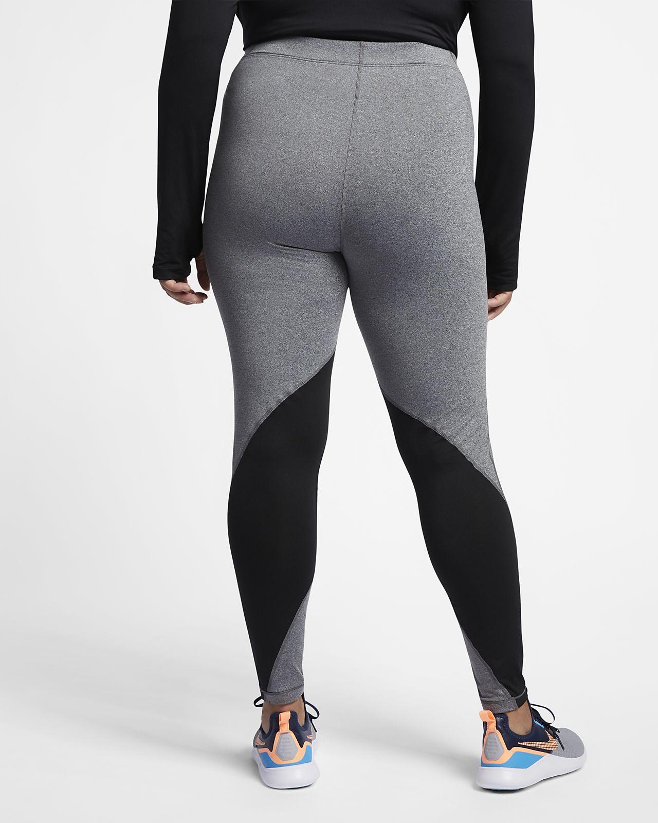 f11e6d84d2f Nike Pro Women s Mid-Rise Training Tights (Plus Size). Nike.com MA