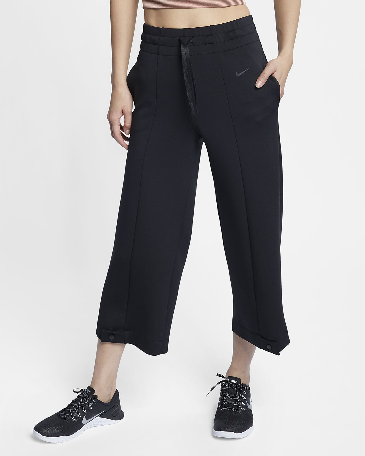 Женские брюки для тренинга Nike Dri-FIT