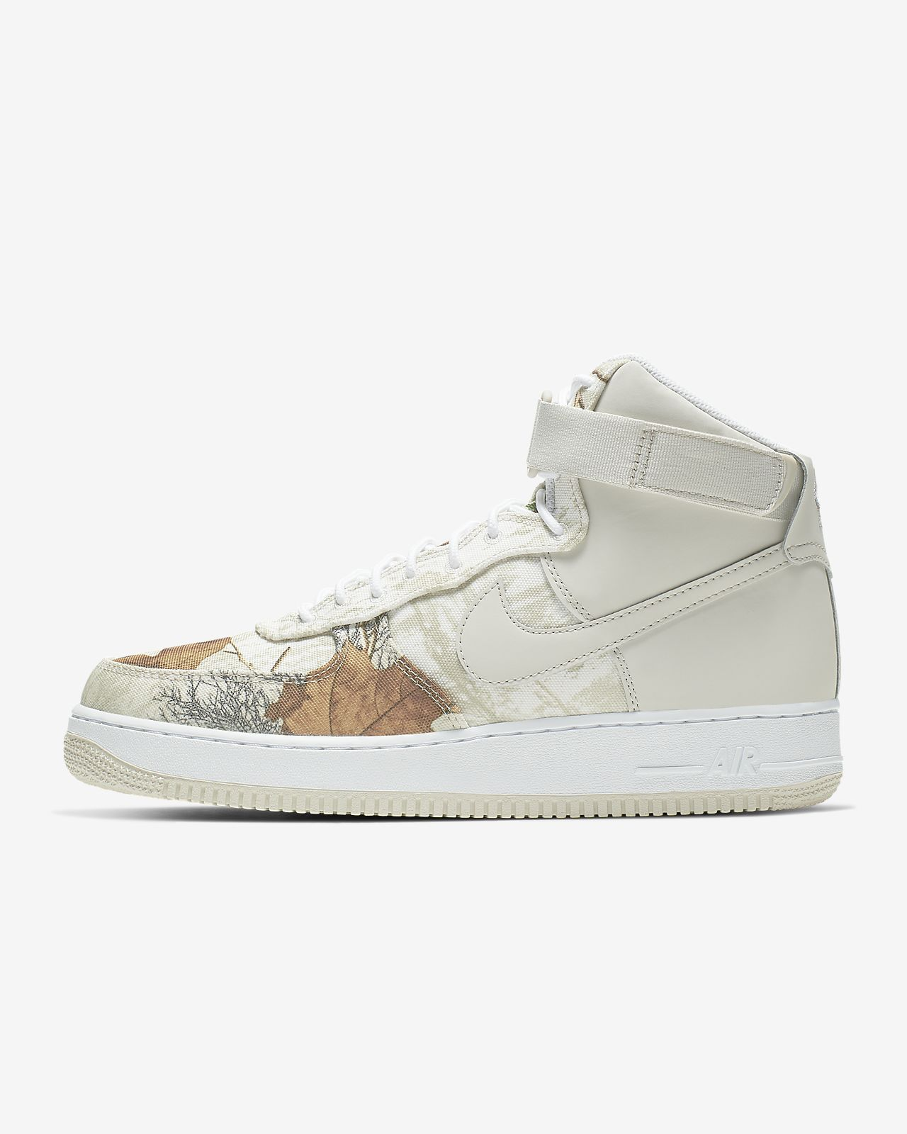 the best attitude 889f7 78289 Nike Air Force 1 High '07 LV8 3 Realtree® Men's Shoe