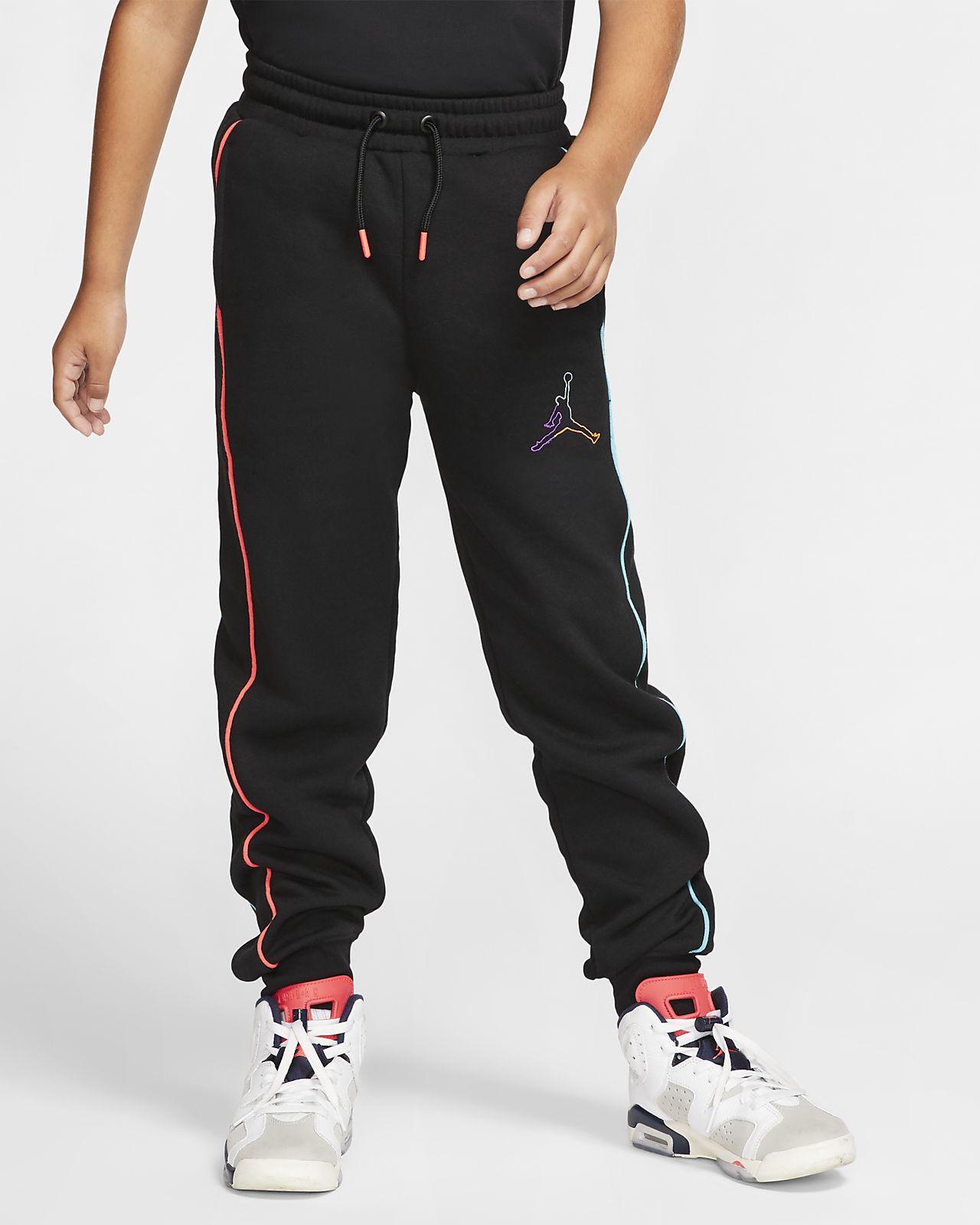 Air Jordan Cuffed 大童(男孩)长裤