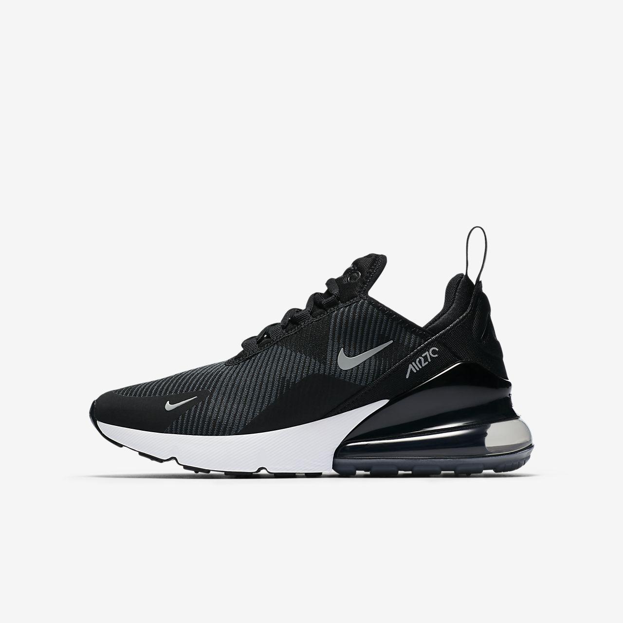 Nike Air Max 270 Jacquard Shoe