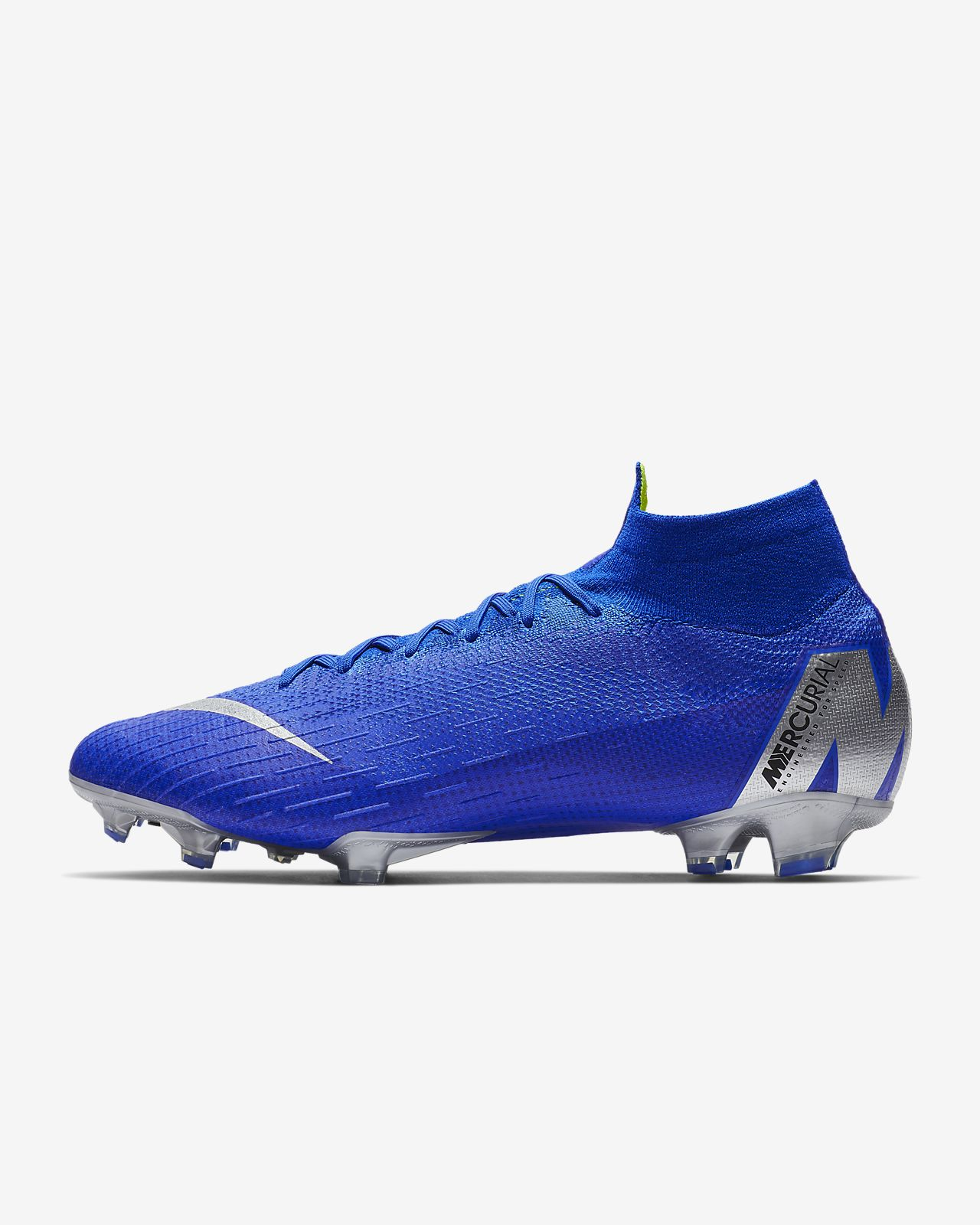 91528b26a0 Chaussure de football  rampons pour terrain sec Nike Superfly 6 ...