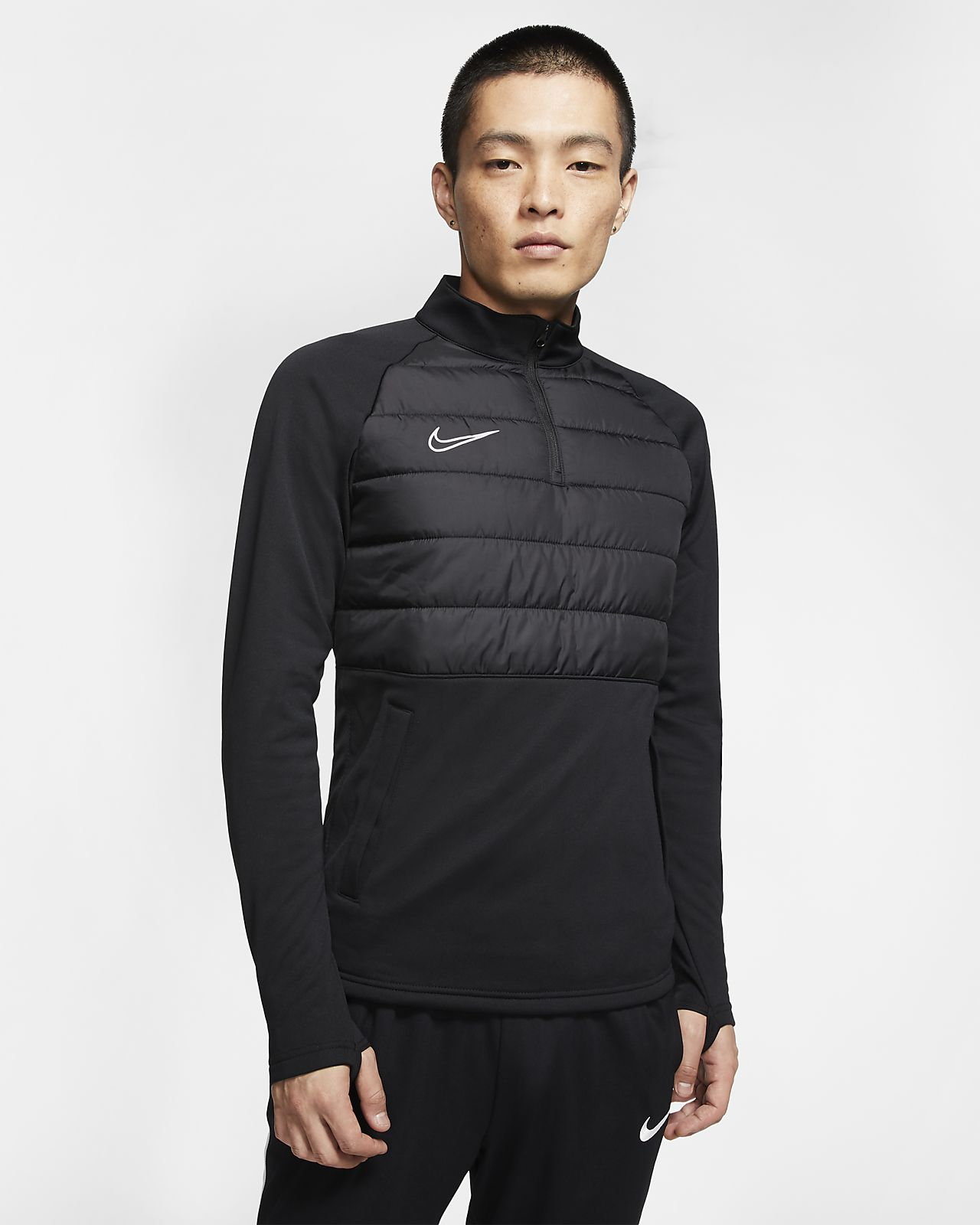 Ανδρική ποδοσφαιρική μπλούζα προπόνησης Nike Dri-FIT Academy