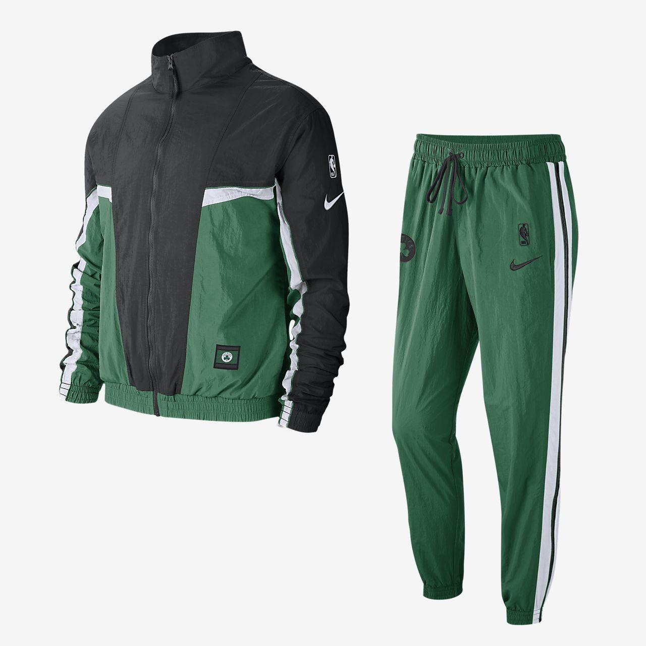 Boston Celtics Nike – NBA-tracksuit til mænd