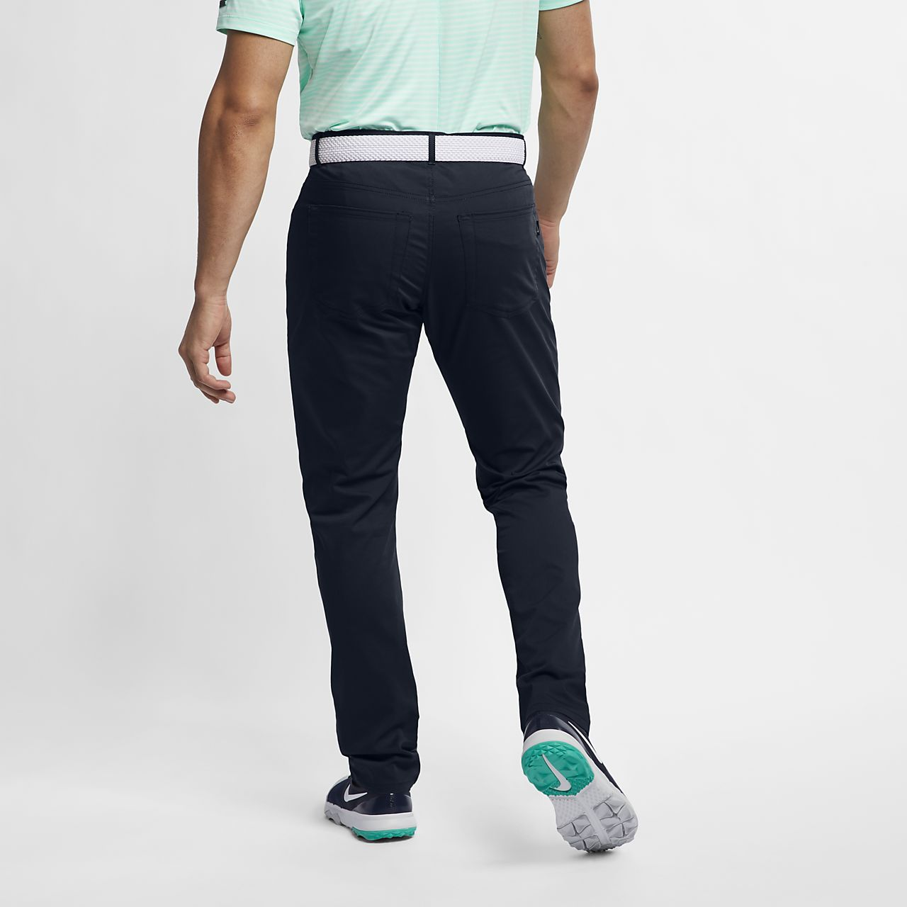 b8d93910bb723 Nike Flex Men s Slim Fit 5-Pocket Golf Pants. Nike.com