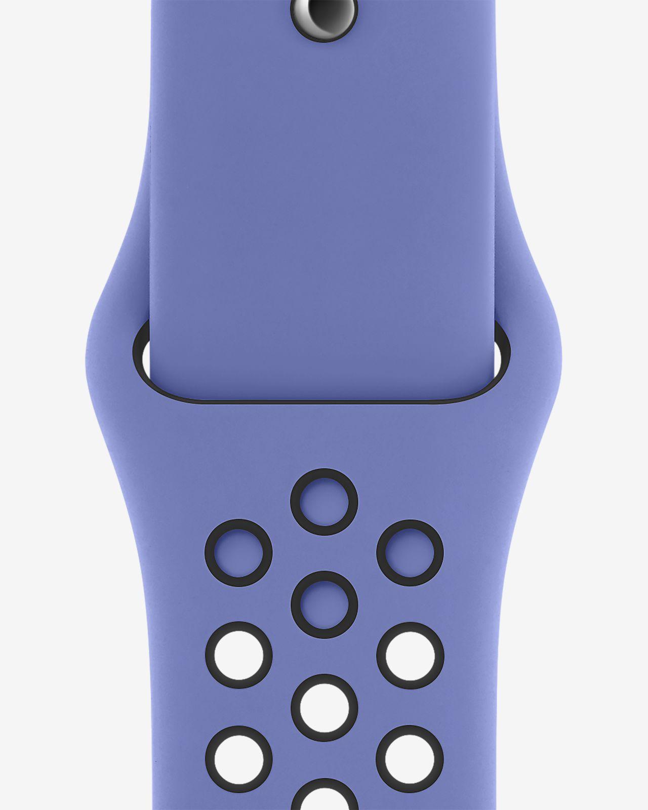 Apple Watch Nike 44-mm-Sport Band in Royal Pulse/Black