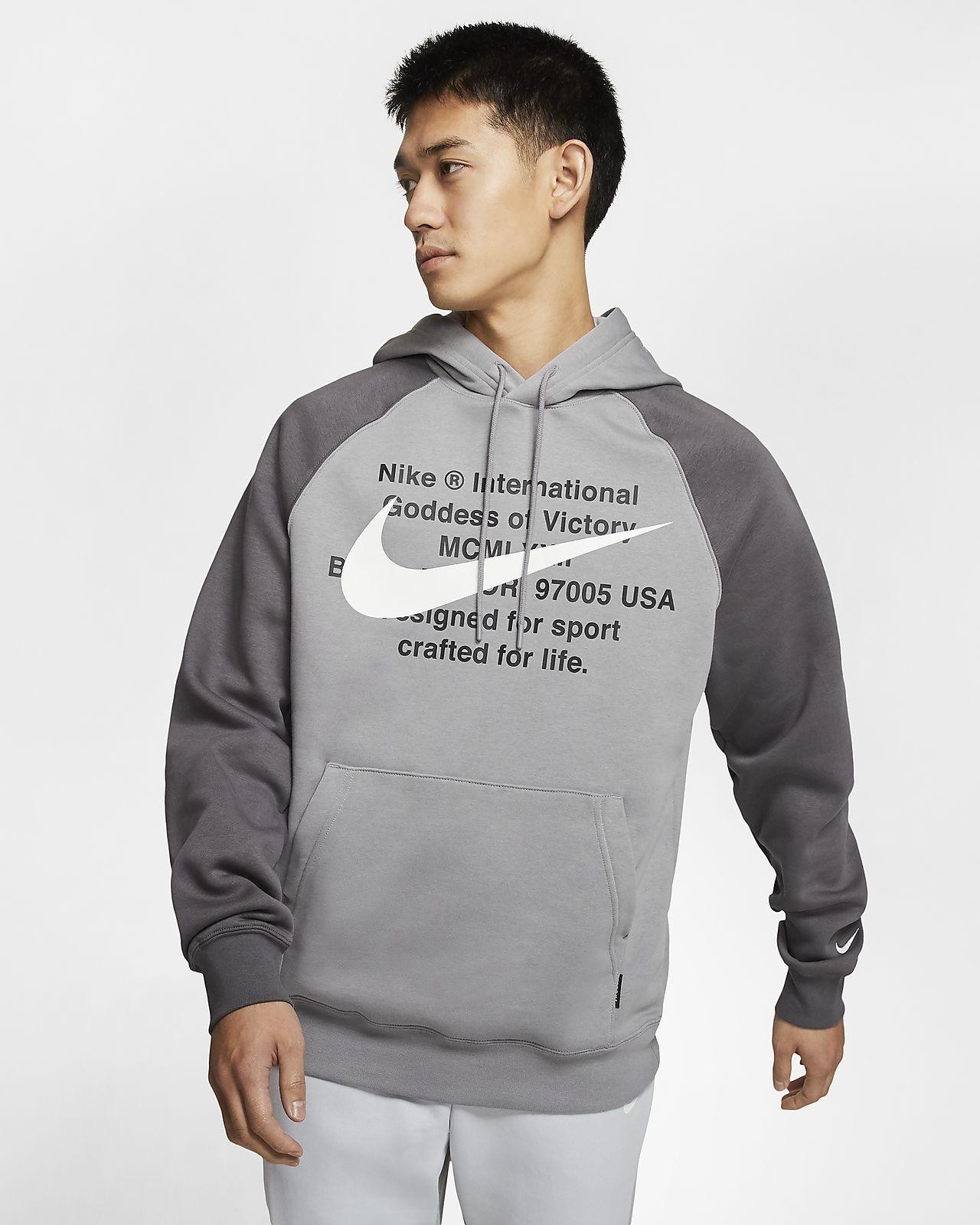 Nike Hoodie Sportswear Swoosh, für Herren