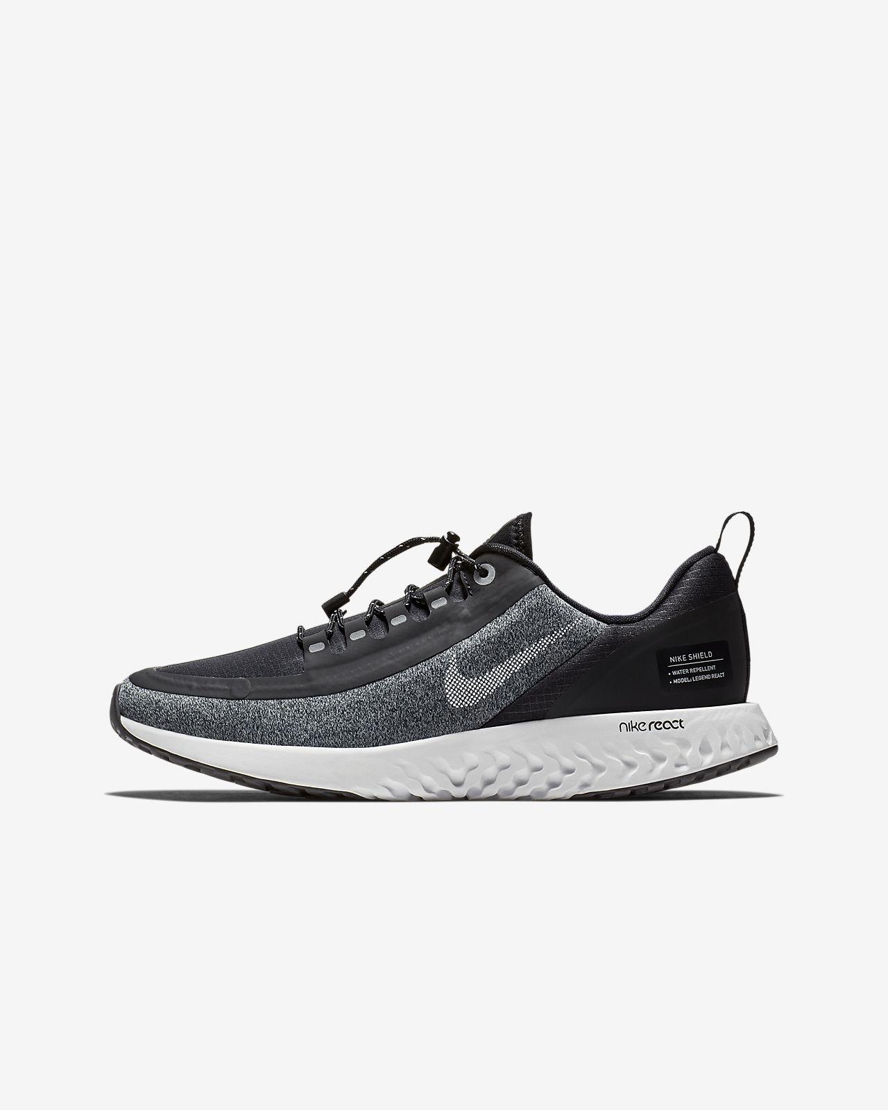 c9ebb24334d Nike Epic React Shield Big Kids  Running Shoe. Nike.com