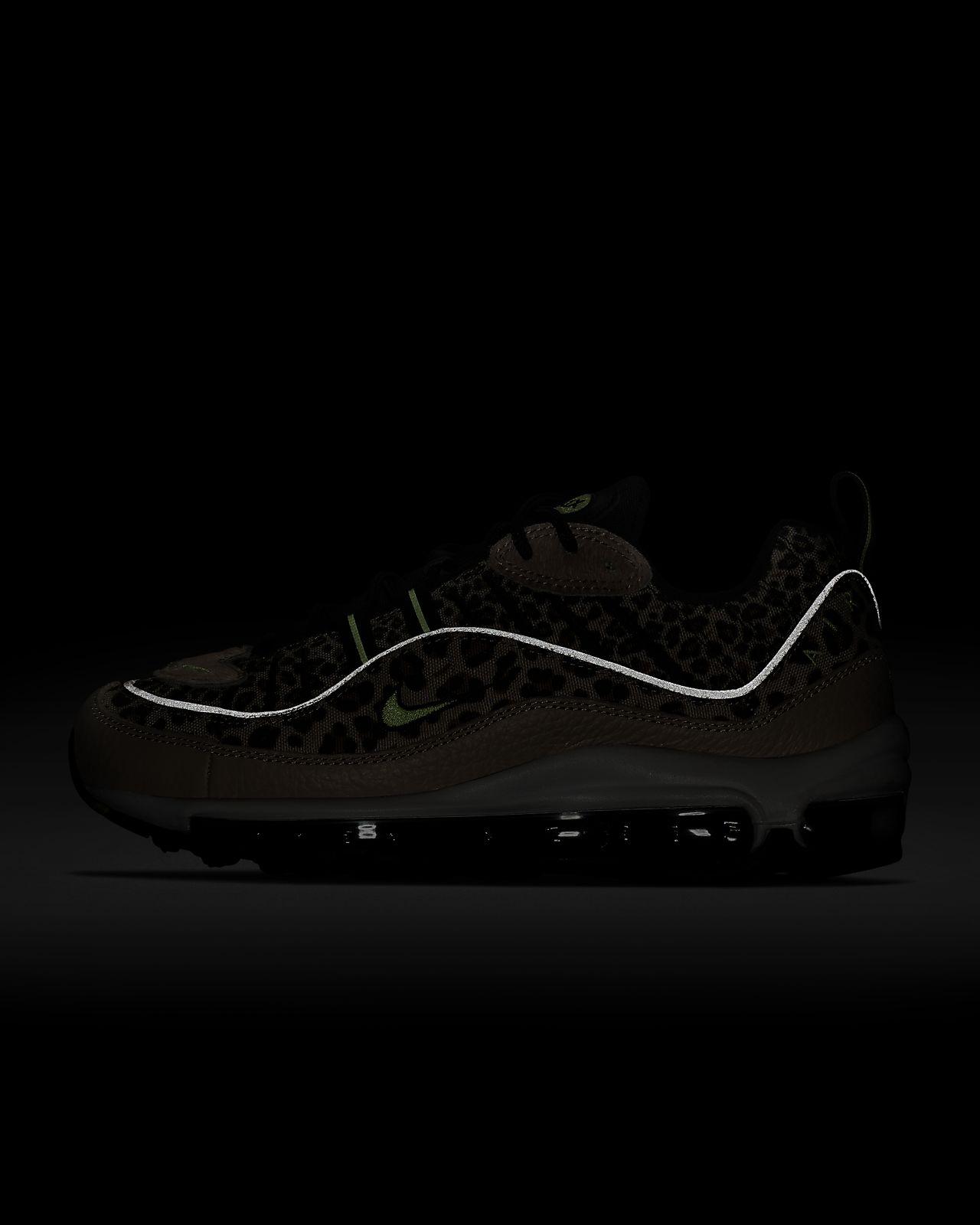 5dce344b83 Nike Air Max 98 Premium Animal Women's Shoe. Nike.com