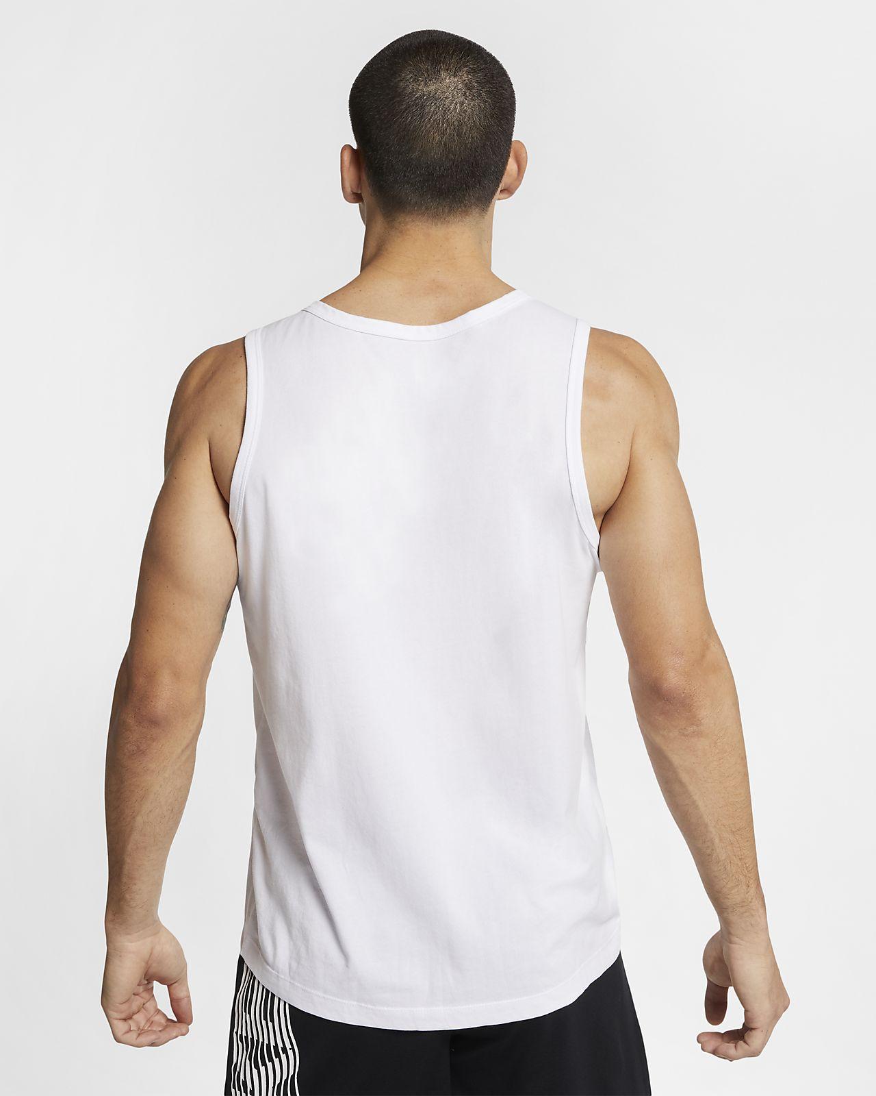 369cd1373f4 Camiseta de tirantes de entrenamiento para hombre Nike Dri-FIT. Nike ...