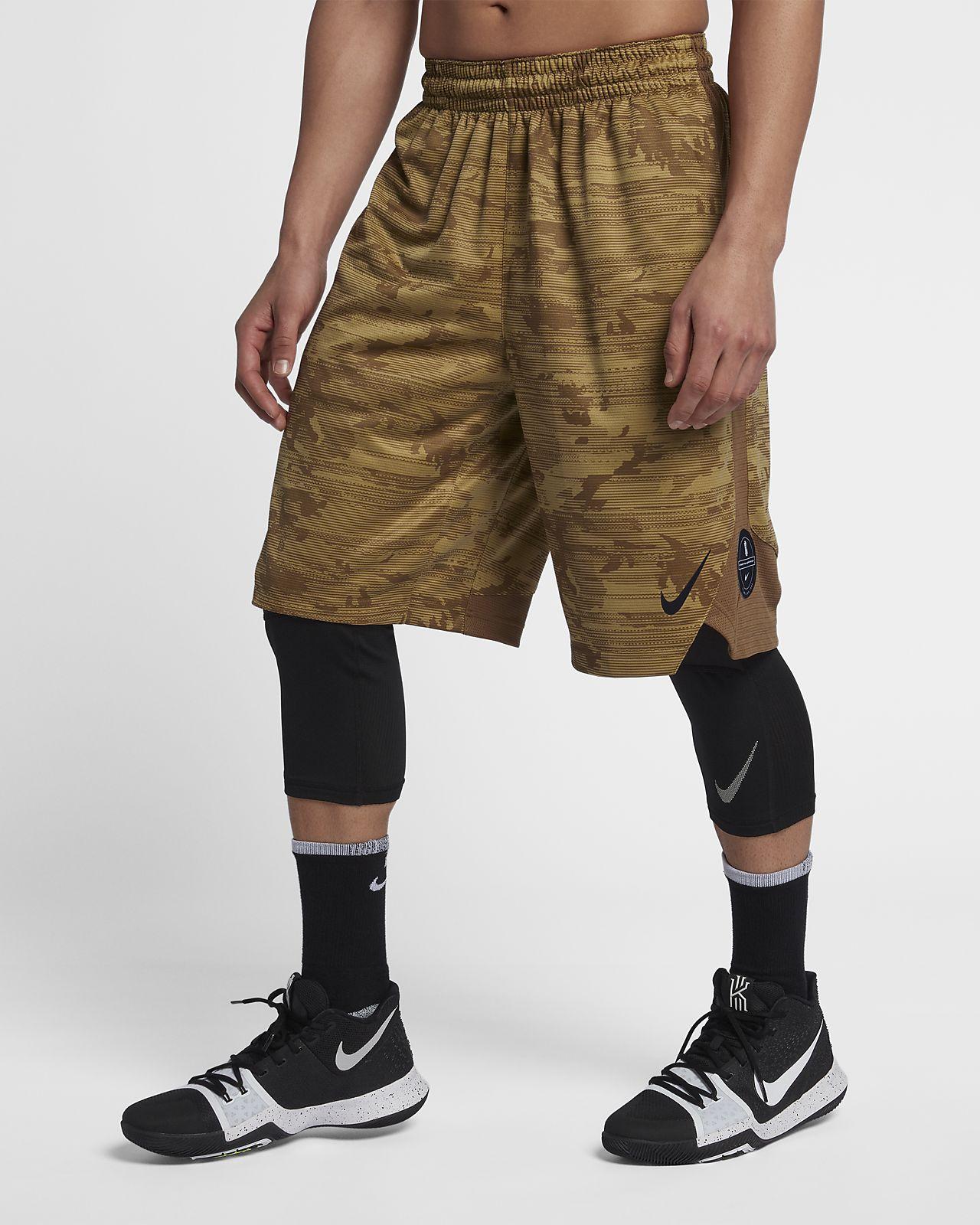 ... Nike Dri-FIT Elite Kyrie Men's Printed 11.5\