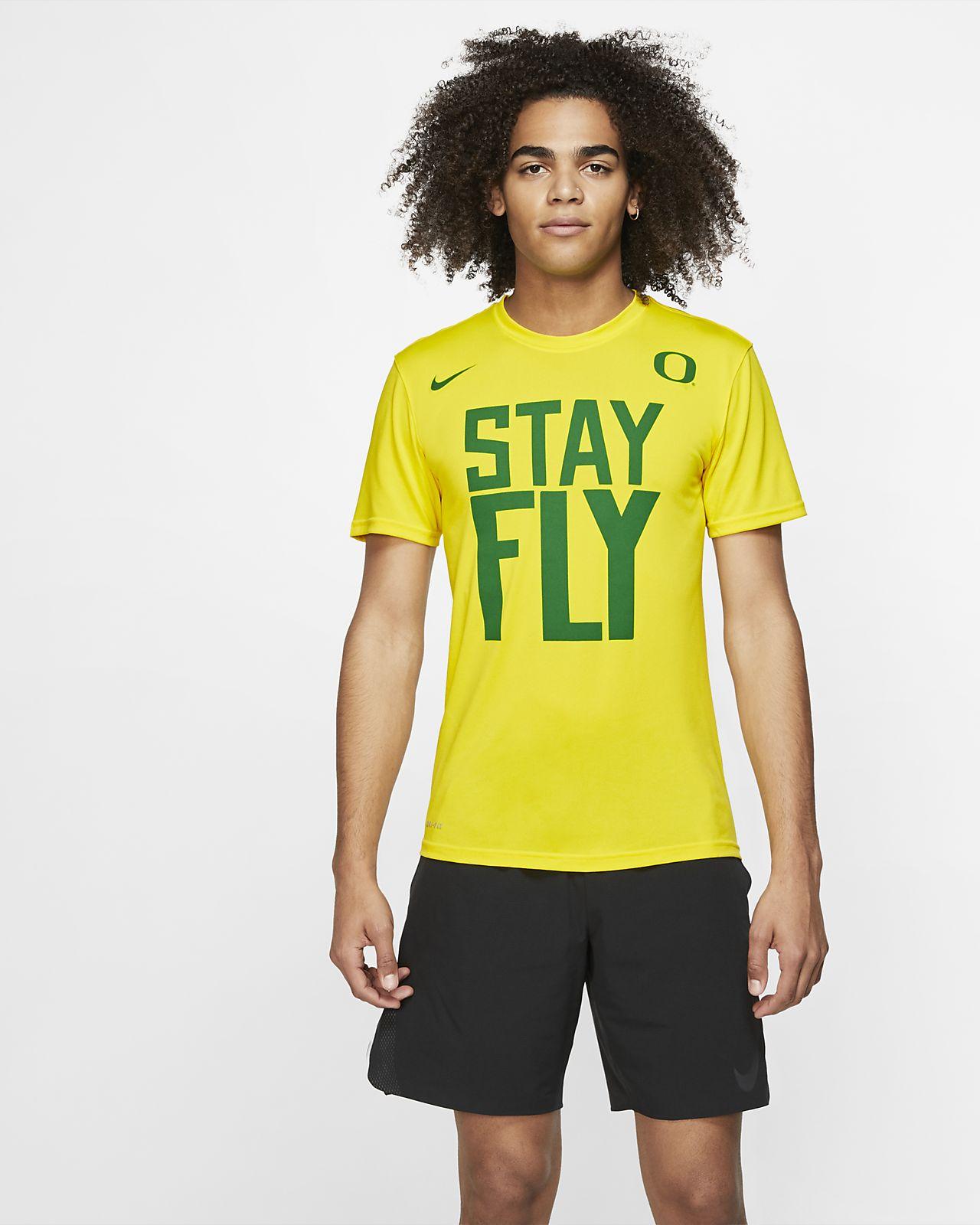 Nike College Dri-FIT Legend (Oregon) Men's Short-Sleeve T-Shirt