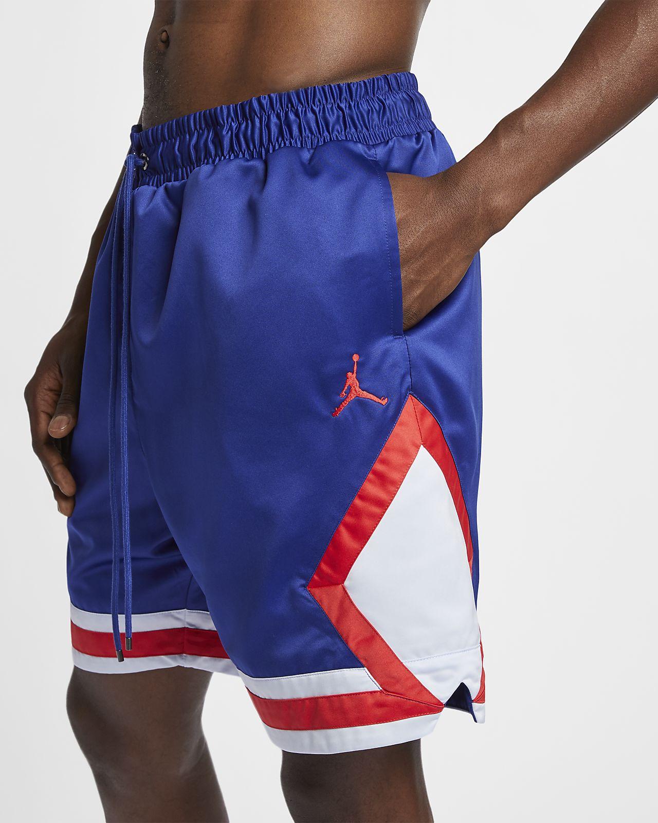 f246163e262132 Jordan Satin Diamond Men s Shorts. Nike.com NL