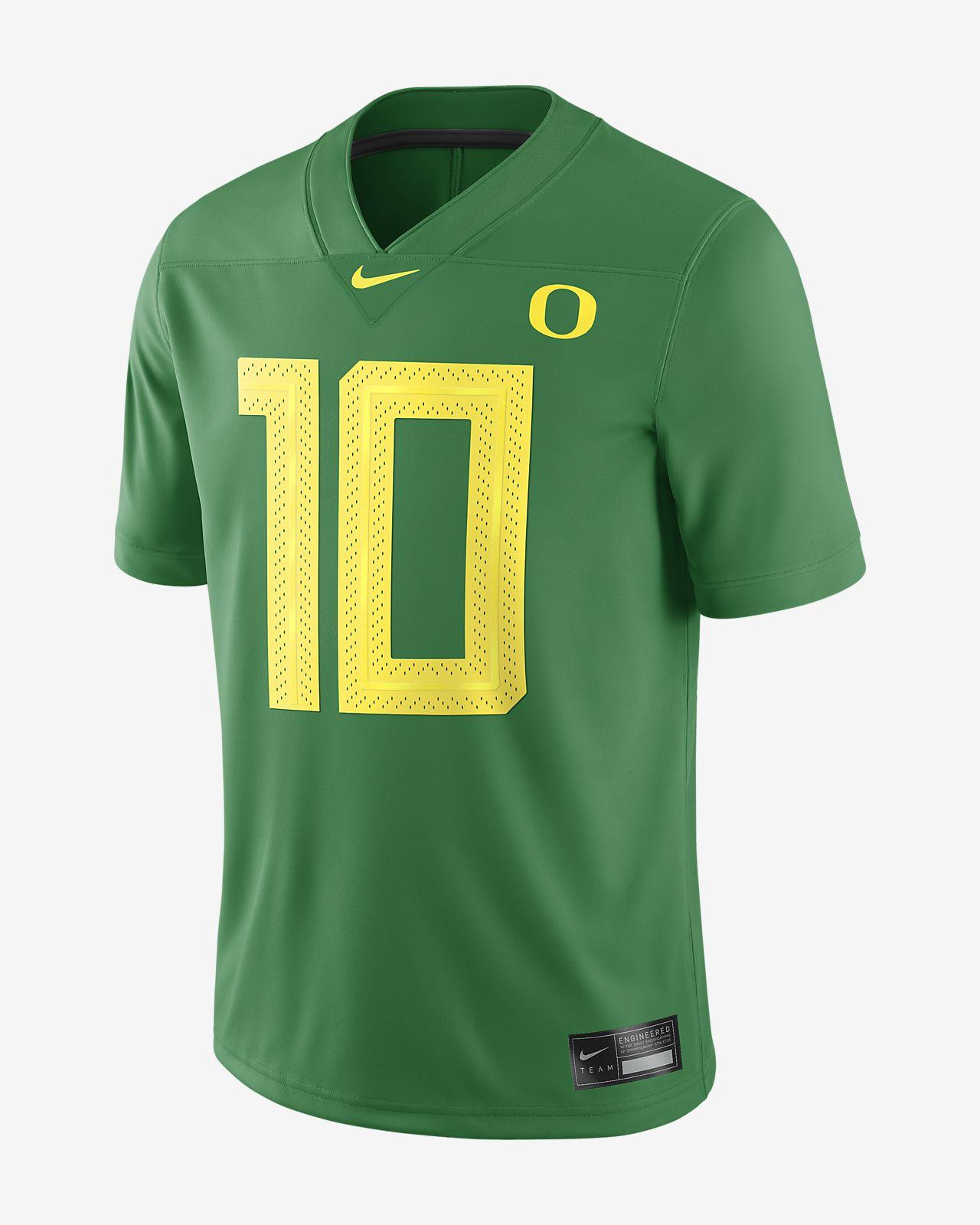 Nike College Dri-FIT Game (Oregon) Men's Football Jersey