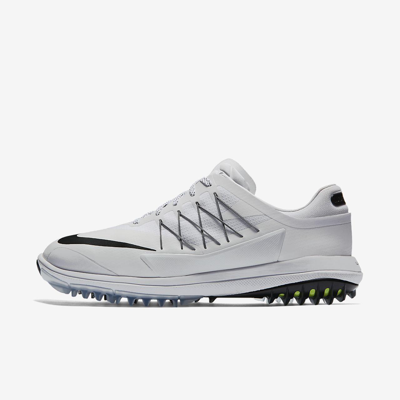 รองเท้ากอล์ฟผู้ชาย Nike Lunar Control Vapor (หน้ากว้าง)