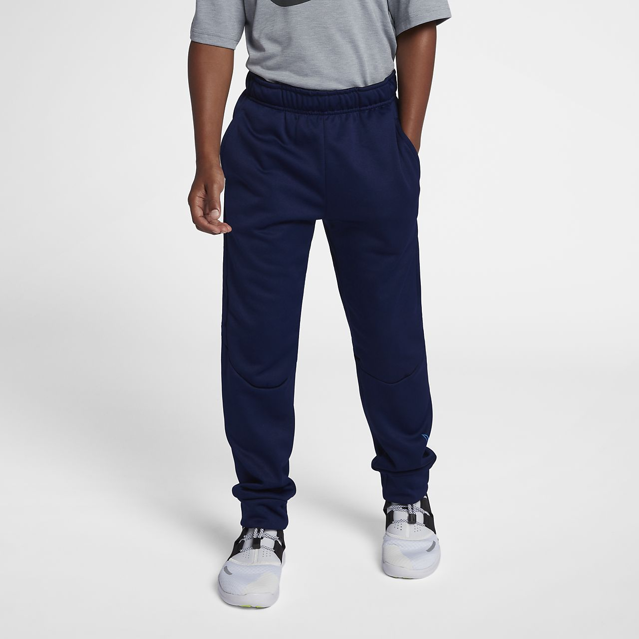 Pour Pantalon Garçon Plus De Training Dri Fit Nike Âgé Therma xrxgw