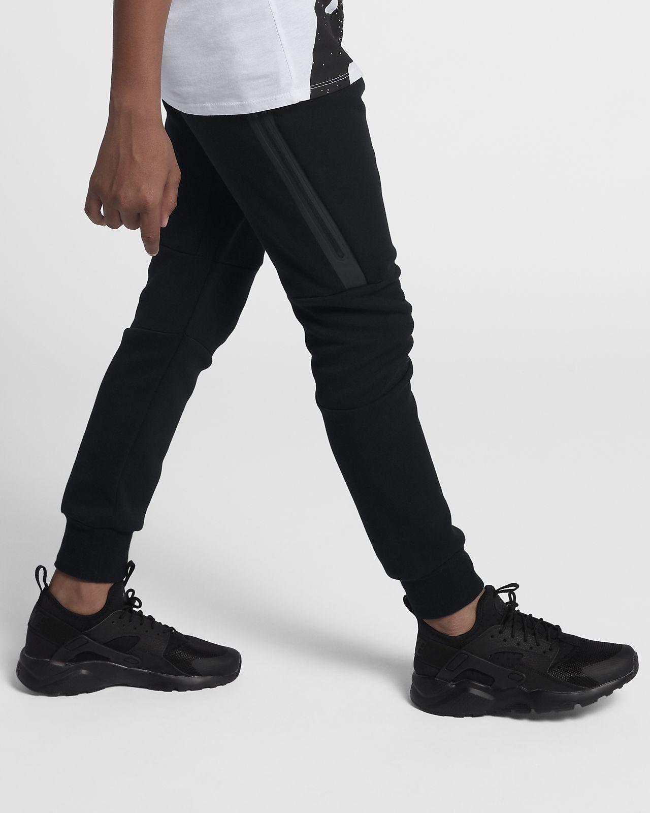 Брюки Tech Fleece для школьников Nike Sportswear