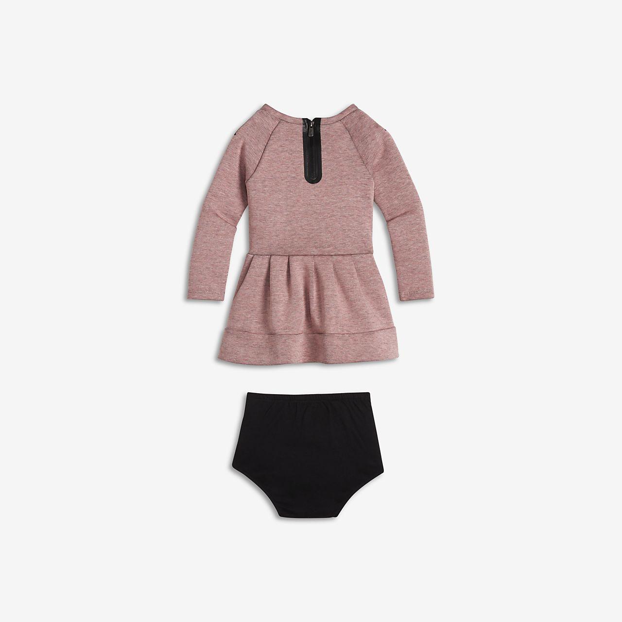 2b1298af425cc Robe Nike Tech Fleece pour Bébé et Petite fille. Nike.com BE