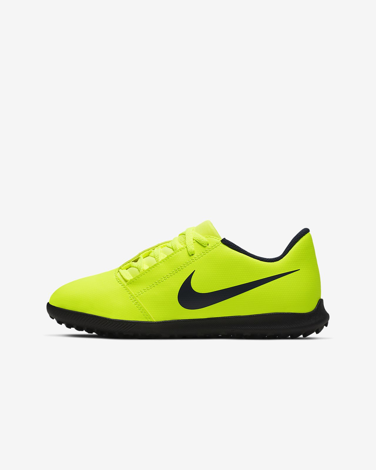 Nike Jr. Phantom Venom Club TF Botes de futbol per a moqueta-turf - Nen/a i nen/a petit/a