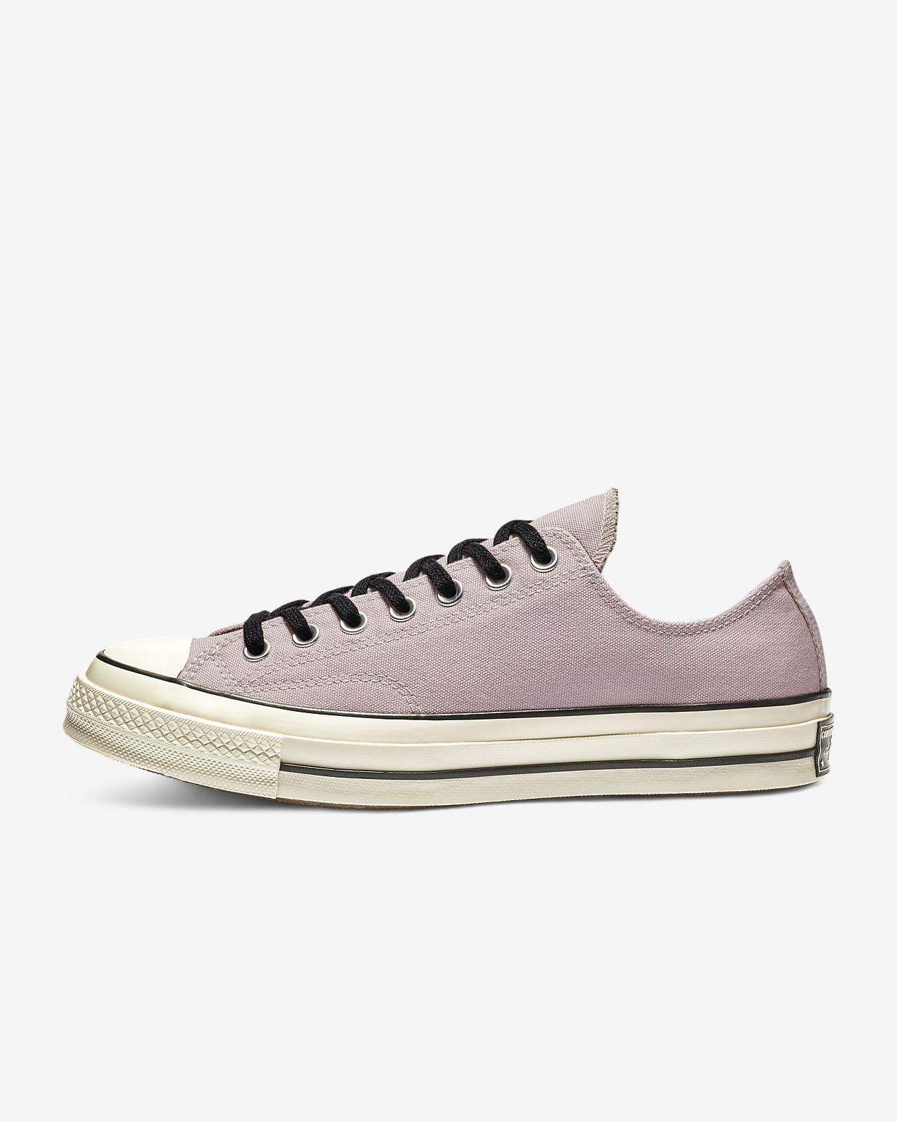 Converse Chuck 70 Vintage Canvas Low Top Unisex Shoe