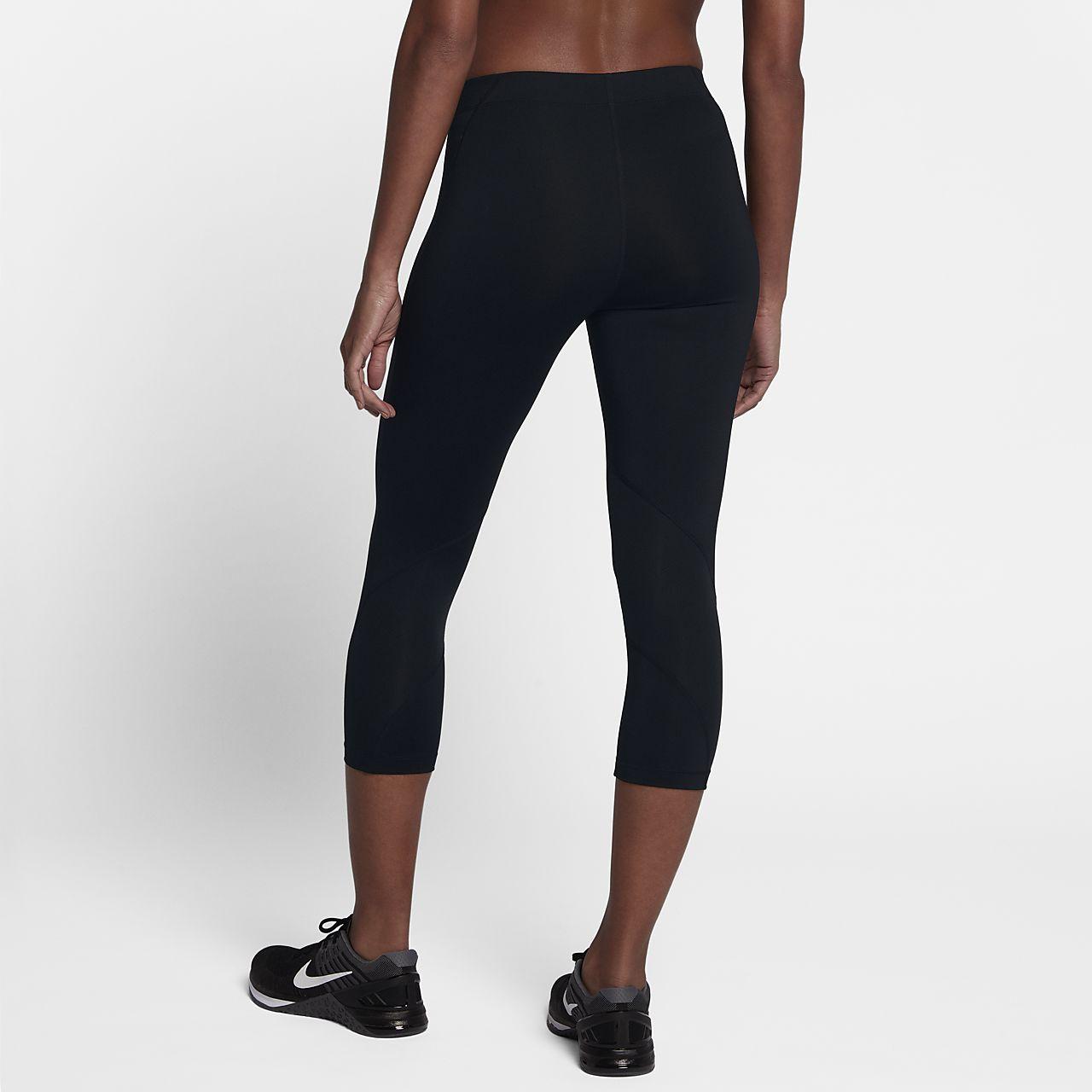 325d6629ca5d5 Nike Pro Women's Mid-Rise Training Capris. Nike.com AU