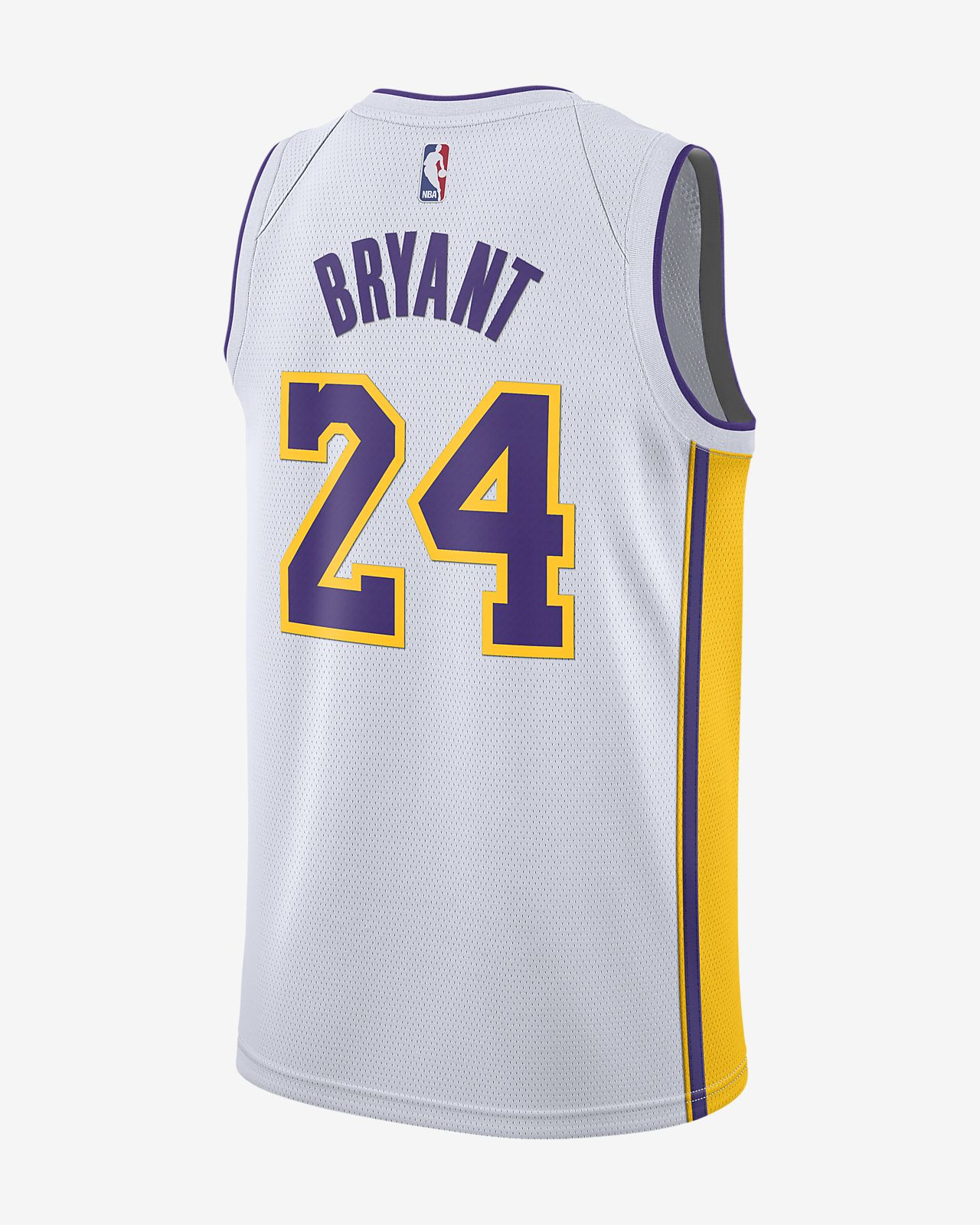 new product 29100 4f8d6 ... Kobe Bryant Icon Edition Swingman (Los Angeles Lakers) Men s Nike NBA  Jersey