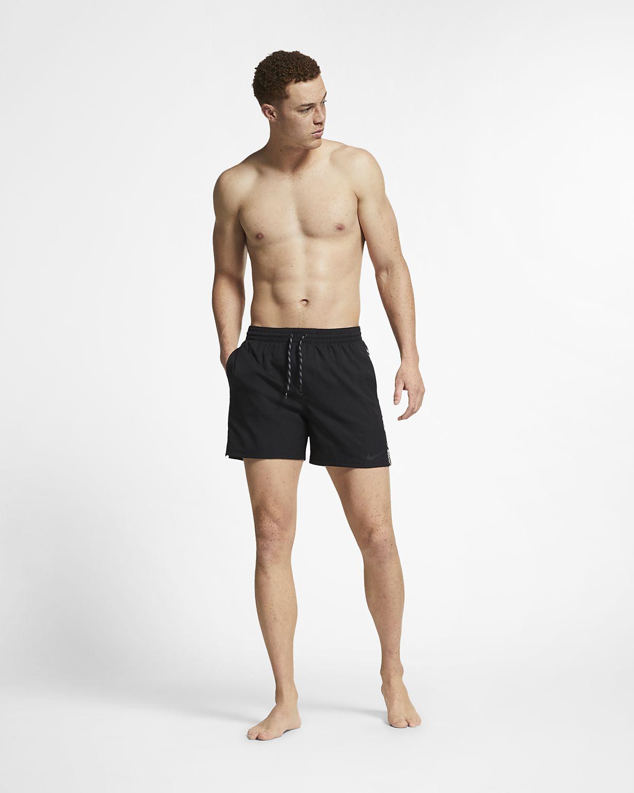 a4ce3236ab0e Nike Swim Logo Splice Racer Bañador de 13 cm - Hombre