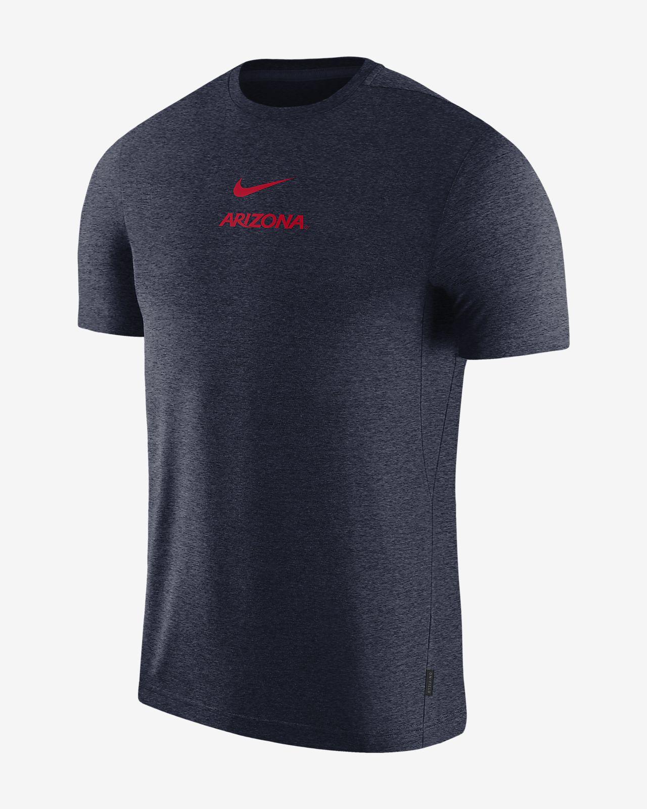 Nike College Dri-FIT Coach (Arizona) Men's Short-Sleeve Top