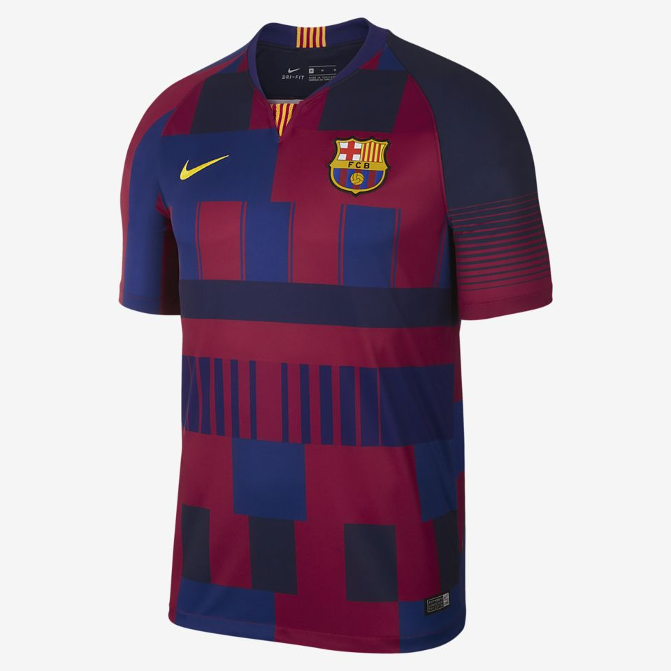Fc Anibersario 20 Barcelona Niñas Nike Camiseta QWrCxBedo