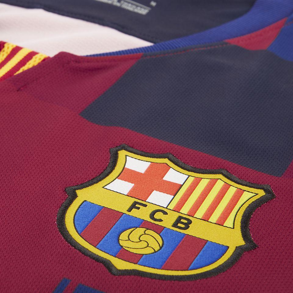 Camiseta Aniversario Nike 20 Barcelona Bae shtrQd