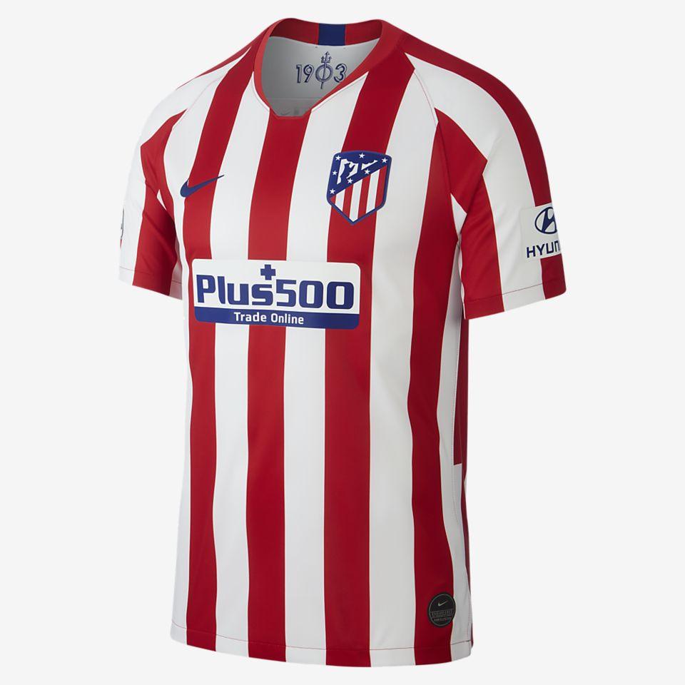 APLA 060319 ATLETICO DE MADRID STADIUM HOME JERSEY