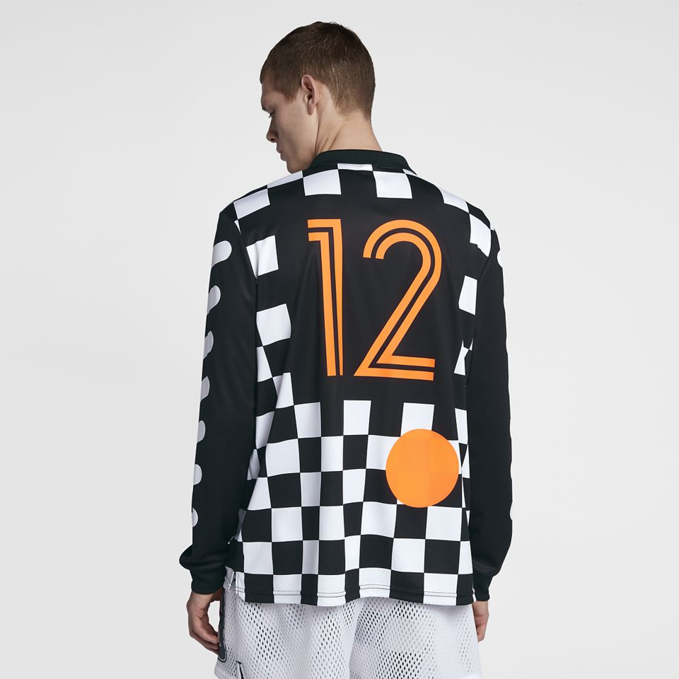 """Nike x Off-White Collection """"Football, Mon Amour"""" Jerseys"""
