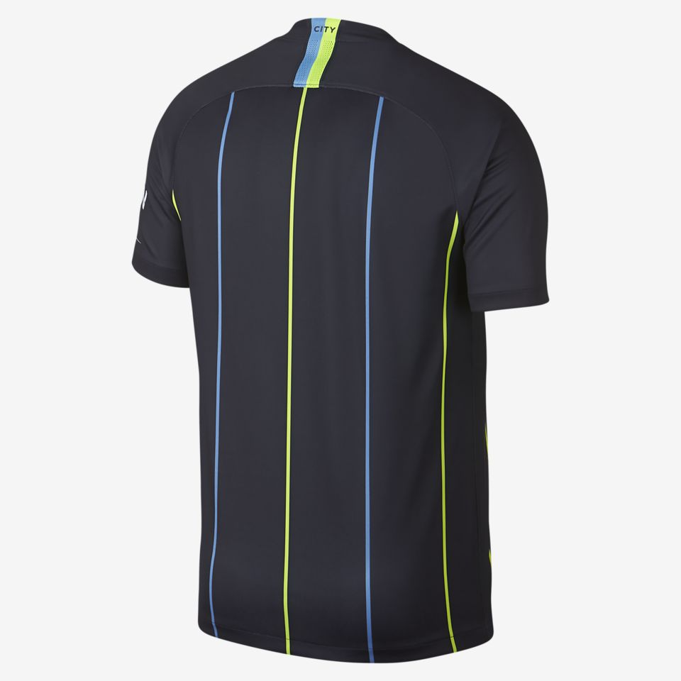 Manchester City 2018/19 Stadium Away Jersey