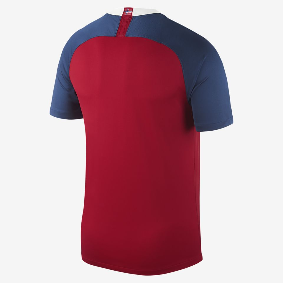 2018 NORWAY STADIUM HOME KIT