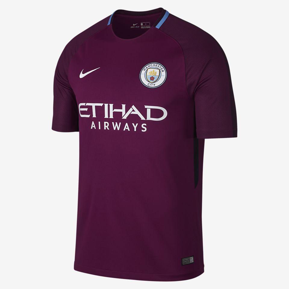 Kit de local del Manchester City para la temporada 2017/18