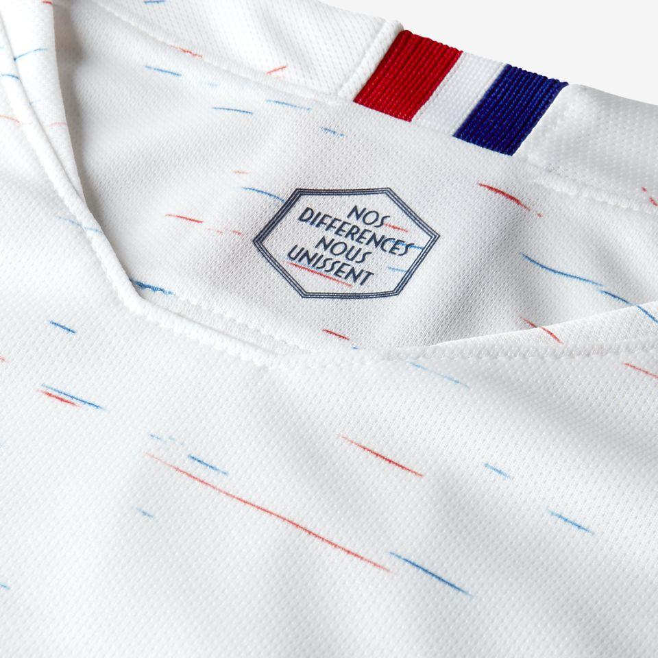 a62f67c9bce 2018 France Stadium Away Kit. Nike.com