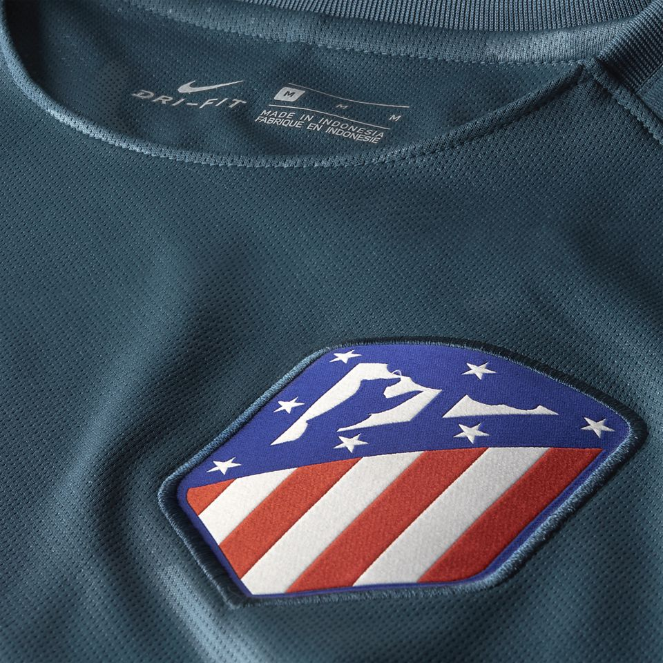 Atlético Madrid 2017/18 3rd Kit