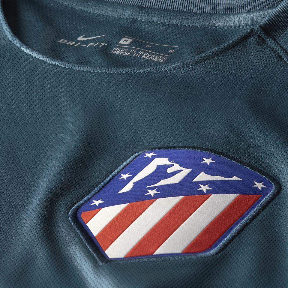 Uniforme Atlético Madrid 2017/18 3rd