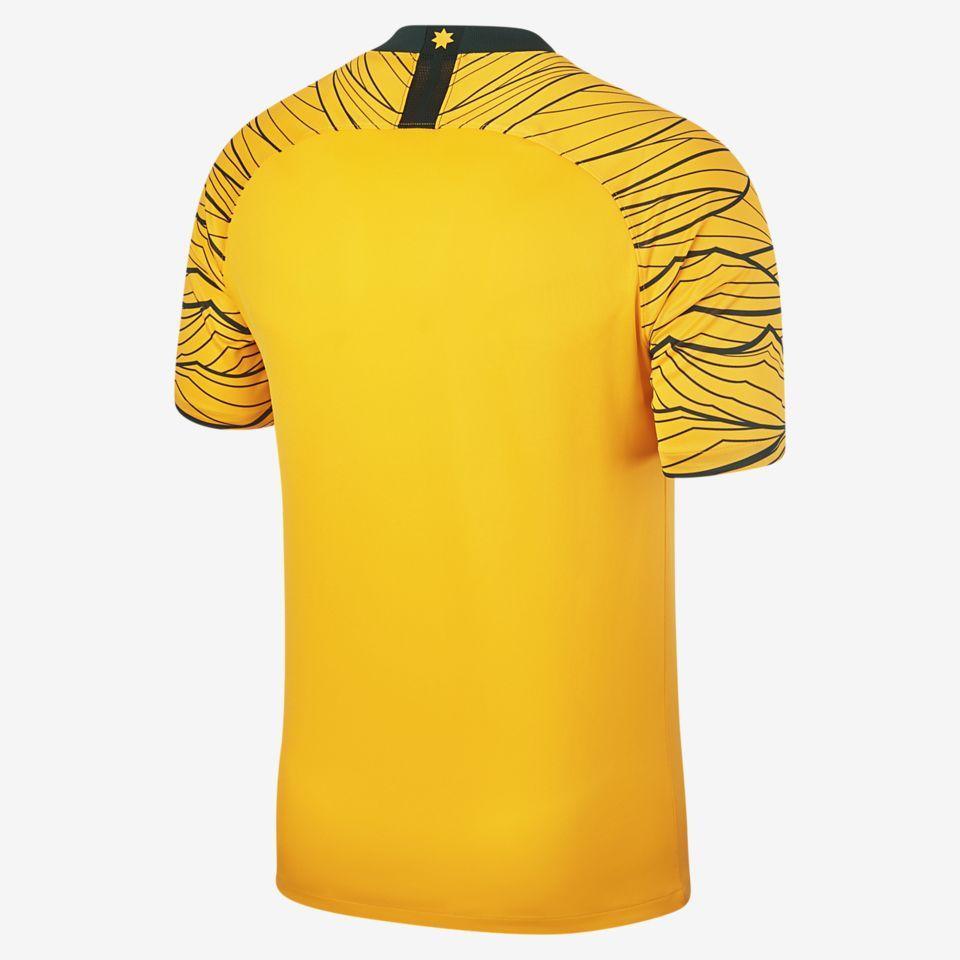 bf3ba6c8e3b 2018 Australia Stadium Away Kit. Nike.com AU