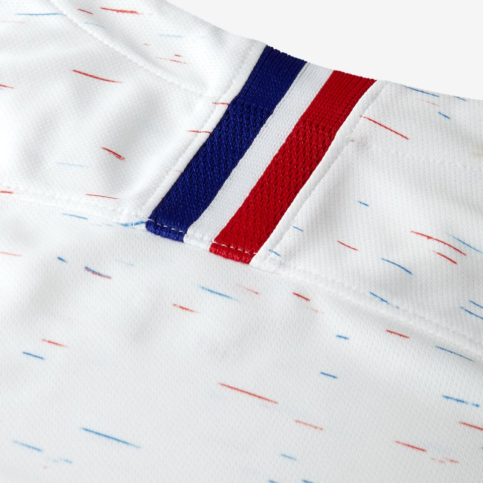 2018 France Stadium Away Kit