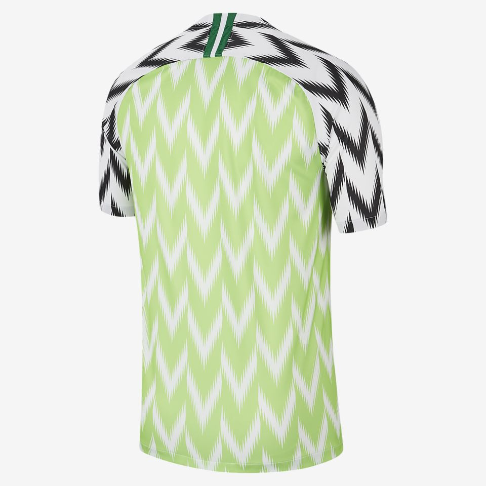 2018 Nigeria Stadium Home Kit. Nigeria National Football Team 8c35706e8