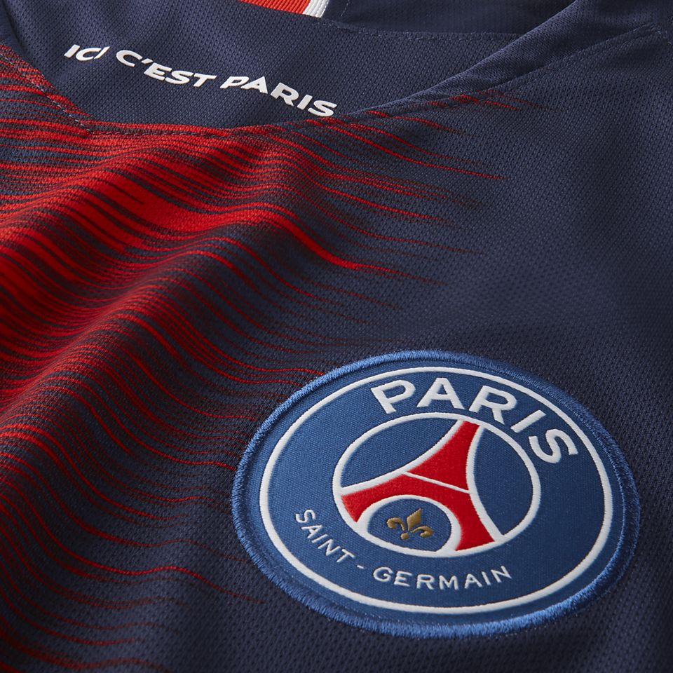 PSG 2018/19 HOME KIT   Nike com