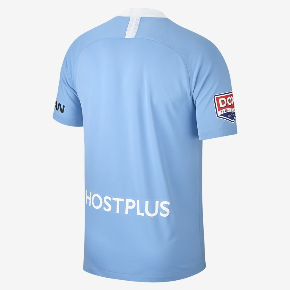 2018/19 MELBOURNE CITY STADIUM HOME KIT